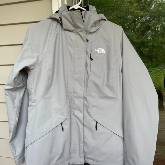North Face Parka with Zip-in Fleece